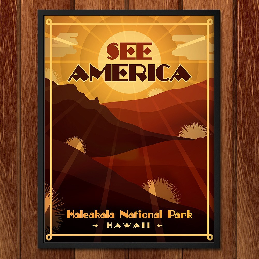 Haleakalā National Park by Roberlan Borges for See America - 2