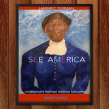 Harriet Tubman Underground Railroad National Monument by Ginnie McKnight for See America - 2