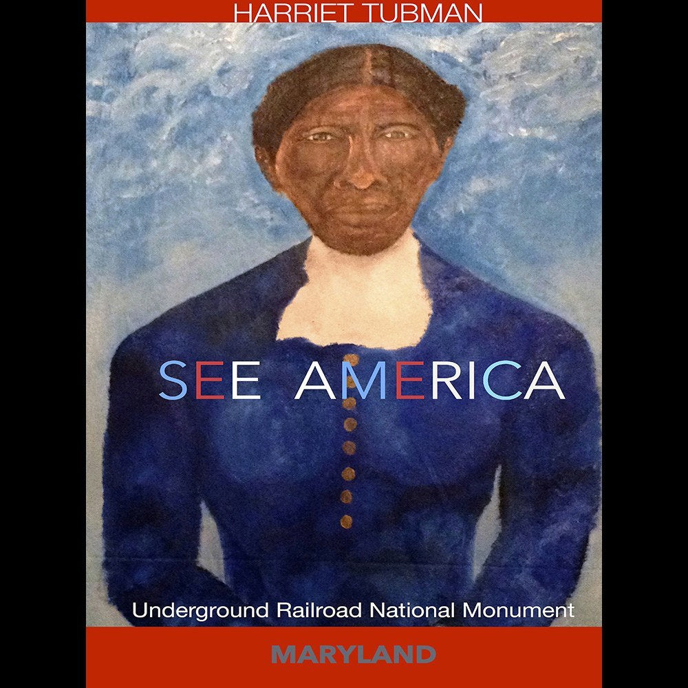 Harriet Tubman Underground Railroad National Monument by Ginnie McKnight for See America - 3