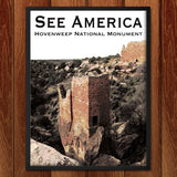 Hovenweep National Monument by Ann Huston for See America - 2
