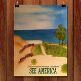 Indiana Dunes National Lakeshore by Bryan Bromstrup for See America - 1