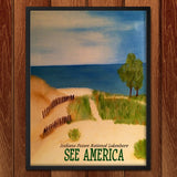 Indiana Dunes National Lakeshore by Bryan Bromstrup for See America - 2