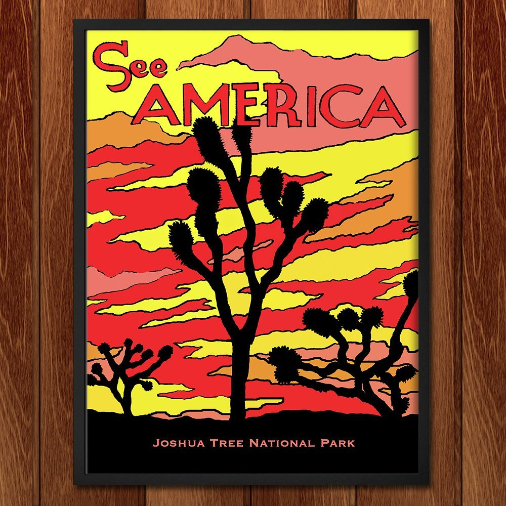 Joshua Tree National Park by Joshua Sierra for See America - 2