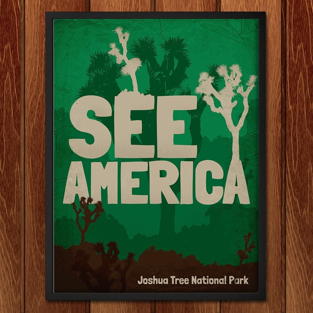 Joshua Tree National Park by Roberlan Borges for See America - 2