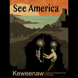 Keweenaw National Historical Park by Mike Stockwell for See America - 3