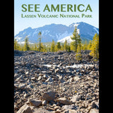 Lassen Volcanic National Park by Zack Frank for See America - 3