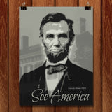 Lincoln Home National Historic Site by Rendall M. Seely for See America - 1