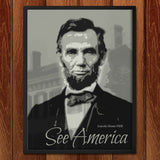 Lincoln Home National Historic Site by Rendall M. Seely for See America - 2