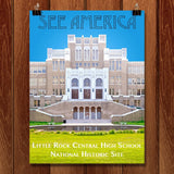 Little Rock Central High School National Historic Site by Zack Frank for See America - 1