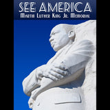 Martin Luther King, Jr. Memorial by Zack Frank for See America - 3
