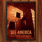 Mesa Verde National Park by Rendall M. Seely for See America - 2