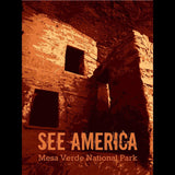 Mesa Verde National Park by Rendall M. Seely for See America - 3