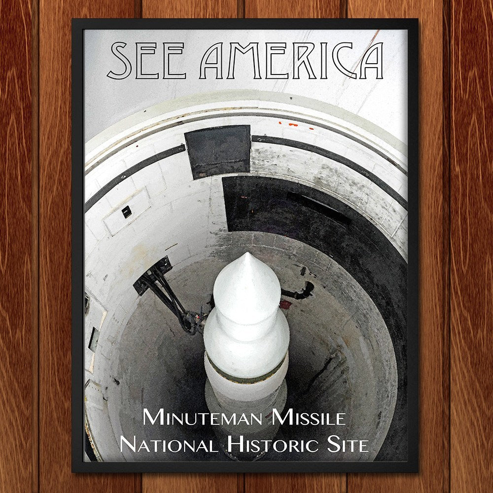 Minuteman Missile National Historic Site by Zachary Frank for See America - 2