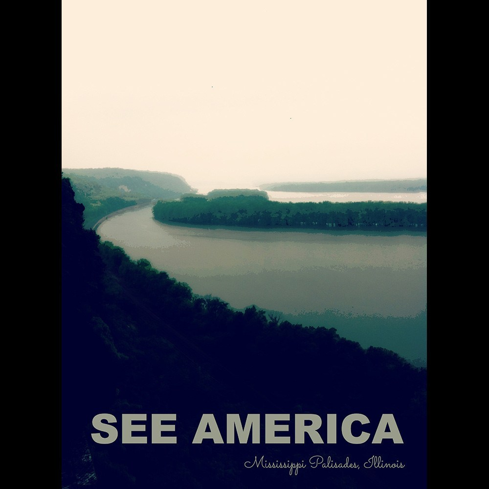 Mississippi Palisades State Park by Jillian Chapman for See America - 3