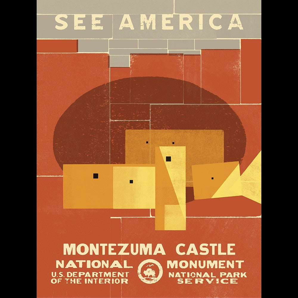 Montezuma Castle National Monument by Mr. Furious for See America - 3