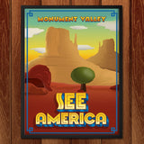 Monument Valley by Roberlan Borges for See America - 2
