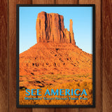 Monument Valley Navajo Tribal Park by Zack Frank for See America - 2