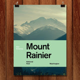 Mount Rainier National Park by Brandon Kish for See America - 1