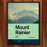 Mount Rainier National Park by Brandon Kish for See America - 2