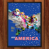 Mount Rushmore National Memorial by Wedha Abdul Rasyid for See America - 2