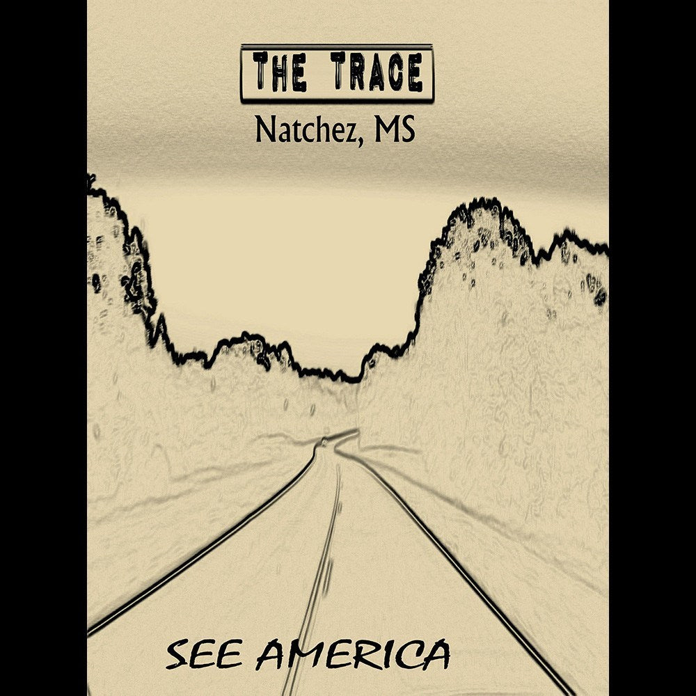 Natchez Trace Parkway by Bryan Bromstrup for See America - 3