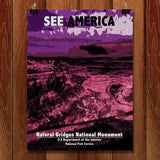Natural Bridges National Monument by Zachary Bolick for See America - 1