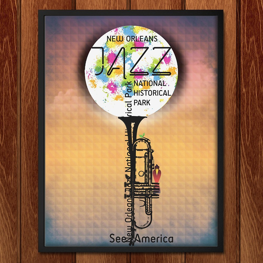 New Orleans Jazz National Historical Park by Mario Fuentes for See America - 2
