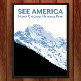 North Cascades National Park by Zack Frank for See America - 2