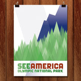 Olympic National Park by Luis Prado for See America - 1