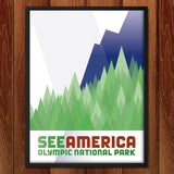 Olympic National Park by Luis Prado for See America - 2