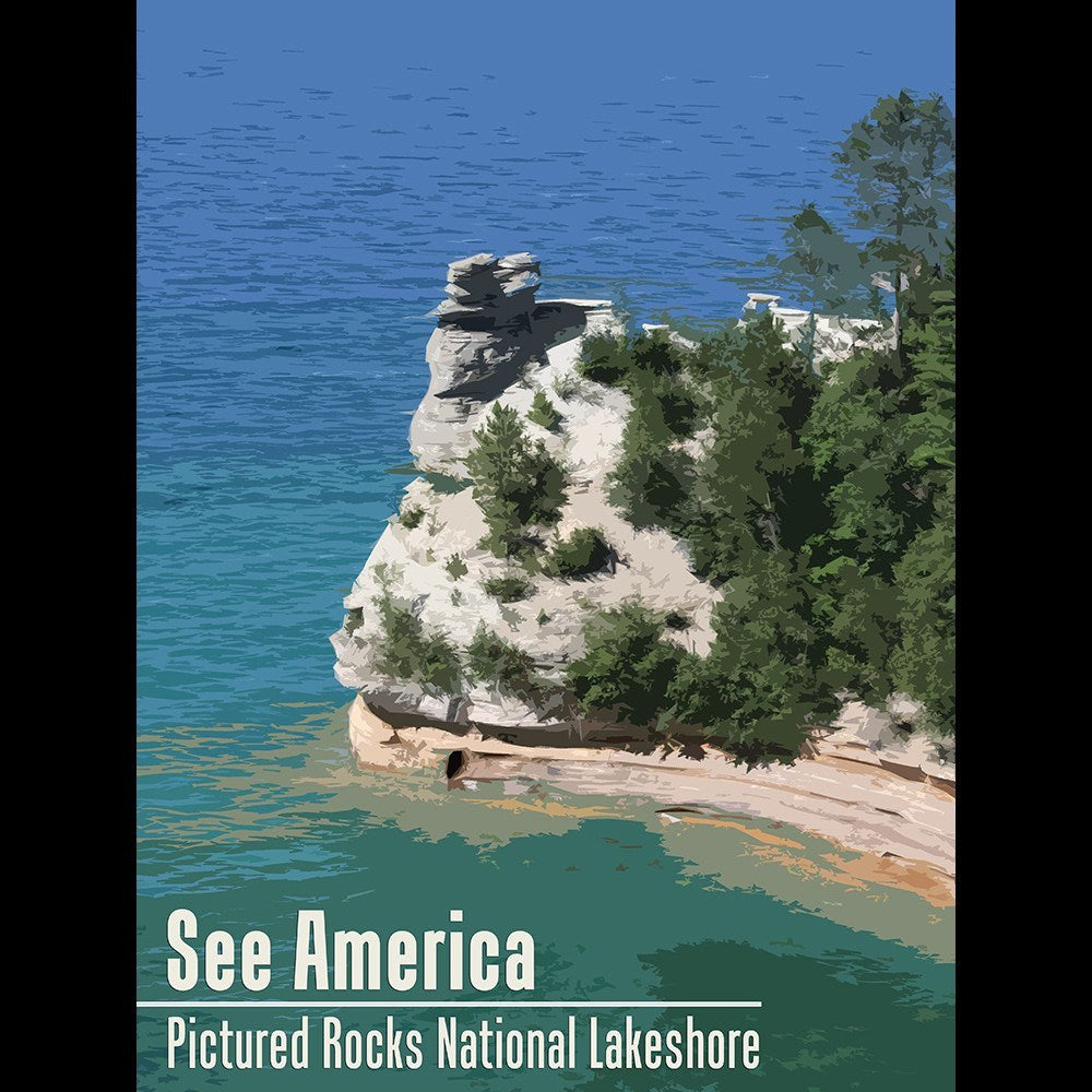 Pictured Rocks National Lakeshore by Katie for See America - 3