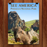 Pinnacles National Park by Zack Frank for See America - 1