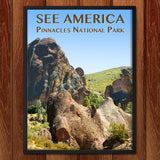 Pinnacles National Park by Zack Frank for See America - 2