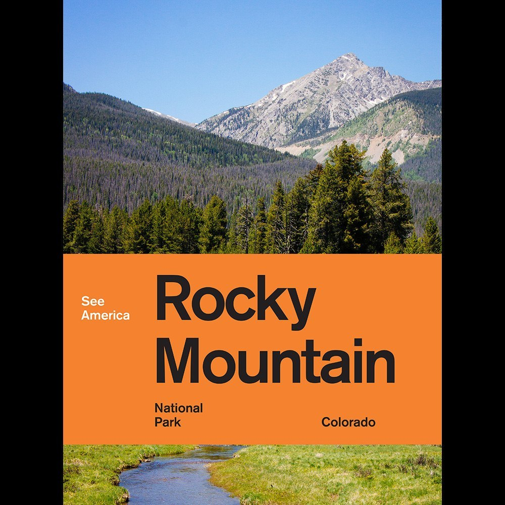 Rocky Mountain National Park by Brandon Kish for See America - 3
