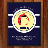 Rosie the Riveter WWII Home Front National Historical Park by Brandon Kish for See America - 2