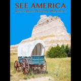 Scotts Bluff National Monument by Zack Frank for See America - 3