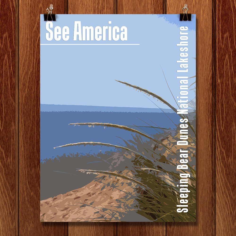 Sleeping Bear Dunes National Lakeshore by Katie for See America - 1