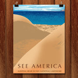 Sleeping Bear Dunes National Lakeshore by Mark Forton for See America - 1