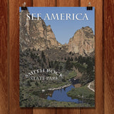 Smith Rock State Park by Marcia Brandes for See America - 1