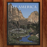 Smith Rock State Park by Marcia Brandes for See America - 2