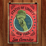 Statue of Liberty National Monument by David Garcia for See America - 1