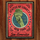 Statue of Liberty National Monument by David Garcia for See America - 2