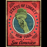 Statue of Liberty National Monument by David Garcia for See America - 3