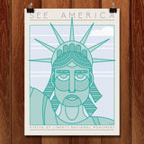 Statue of Liberty National Monument by Shane Henderson for See America - 1