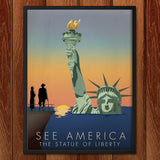 Statue of Liberty National Monument by Wade Greenberg for See America - 2