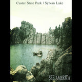 Sylvan Lake, Custer State Park by Bryan Bromstrup for See America - 3