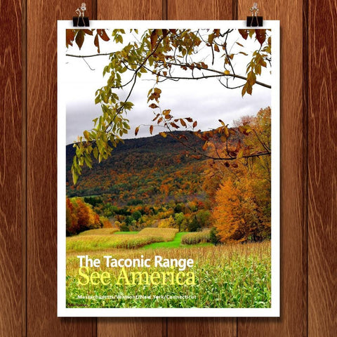 The Taconic Range 1 by Bob Rubin for See America - 1
