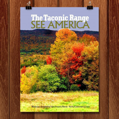 The Taconic Range 2 by Bob Rubin for See America - 1