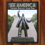 Theodore Roosevelt Island Park by Zack Frank for See America - 2