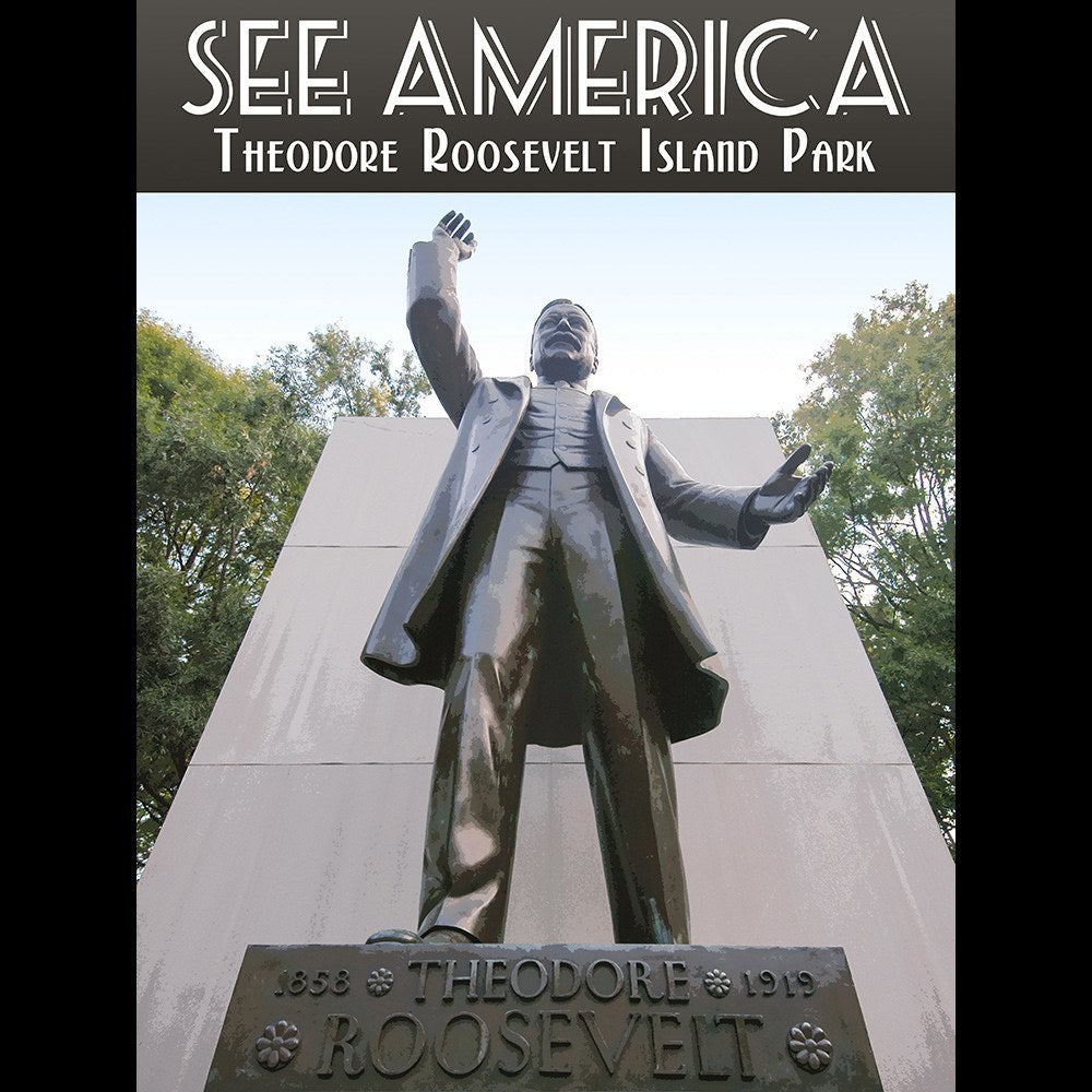 Theodore Roosevelt Island Park by Zack Frank for See America - 3
